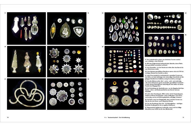Kristallluster, Archiv Lobmeyr